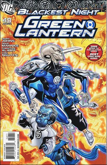 Green Lantern (2005) 48-A by DC