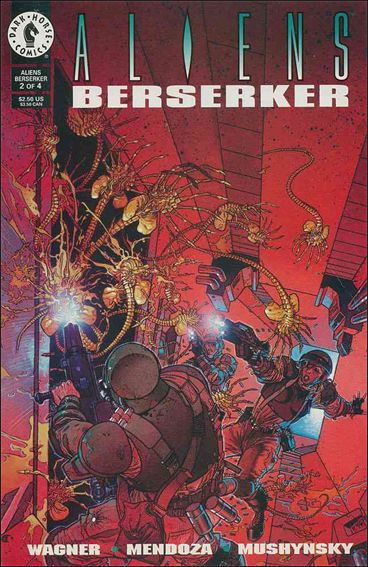 Aliens: Berserker 2-A by Dark Horse