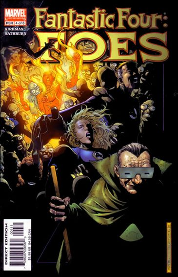 Fantastic Four: Foes 4-A by Marvel