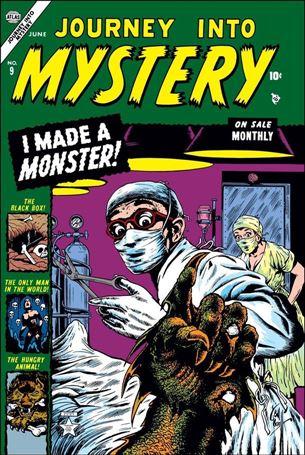 Journey into Mystery (1952) 9-A