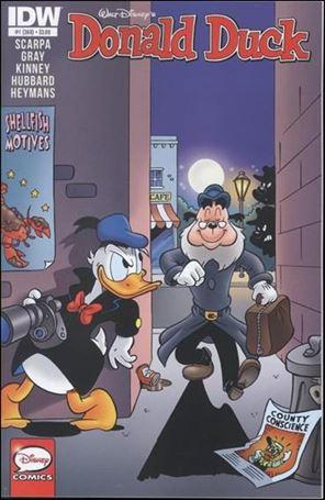 Donald Duck 1-A