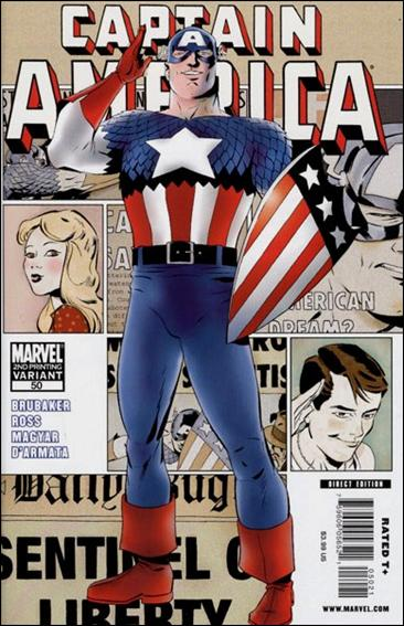 Captain America (2005) 50-B by Marvel