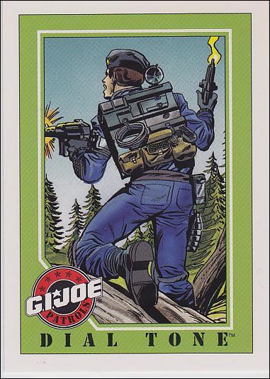 G.I. Joe (Base Set) 141-A by Impel