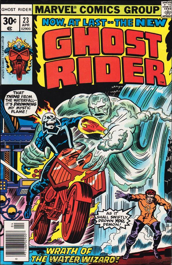 Ghost Rider (1973) 23-A by Marvel