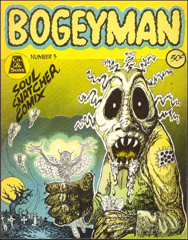 Bogeyman 3-A by San Francisco Comic Book Company