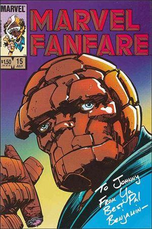 Marvel Fanfare (1982) 15-A