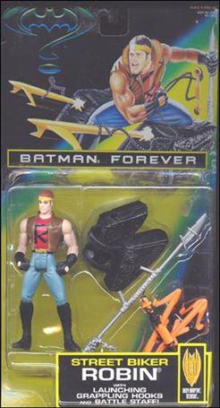 Batman Forever Street Biker Robin