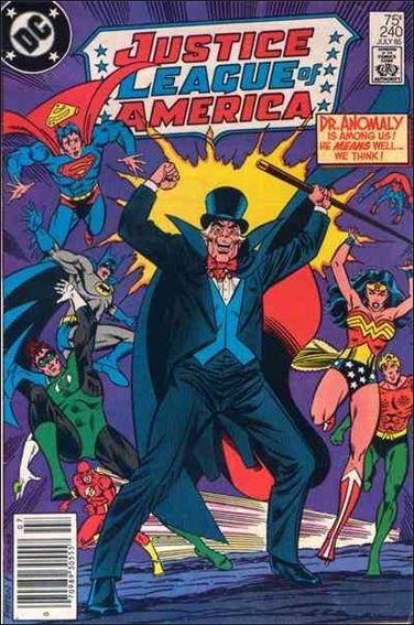 Justice League of America (1960) 240-A by DC