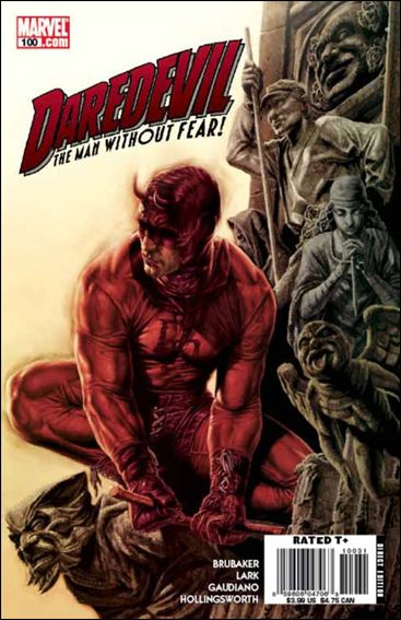 Daredevil (1998) 100-B by Marvel