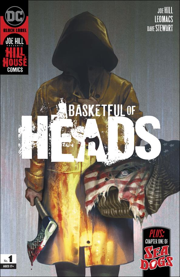 Basketful of Heads 1-A by Hill House Comics