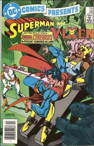 DC Comics Presents (1978) 68-A by DC