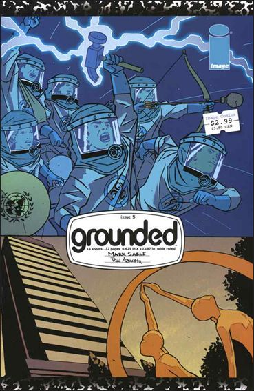 Grounded 5-A by Image