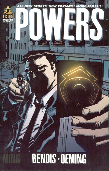 Powers (2004) 27-A by Icon