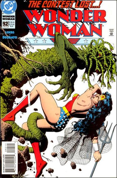 Wonder Woman (1987) 92-A by DC