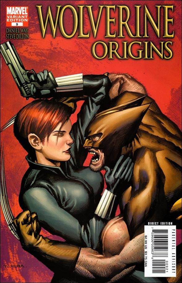 Wolverine: Origins 9-B by Marvel