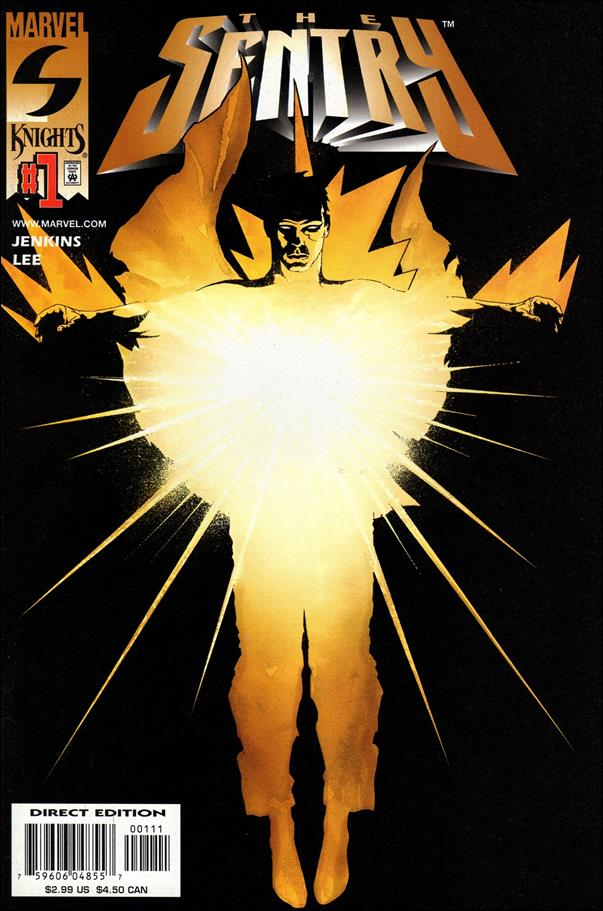 Sentry (2000) 1-A by Marvel