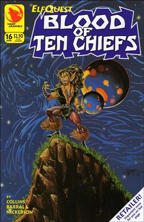 Elfquest: Blood of Ten Chiefs 16-A