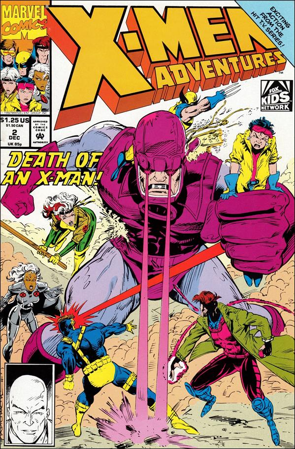 X-Men Adventures (1992) 2-A by Marvel