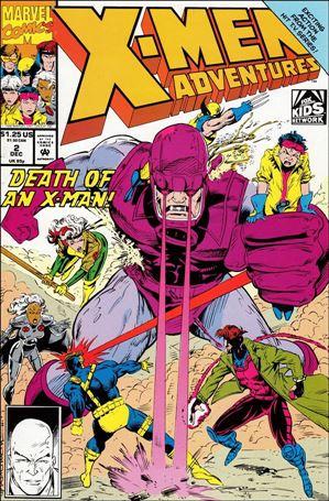 X-Men Adventures (1992) 2-A