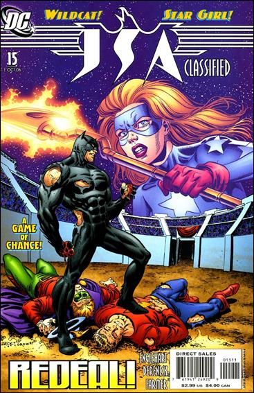 JSA: Classified 15-A by DC