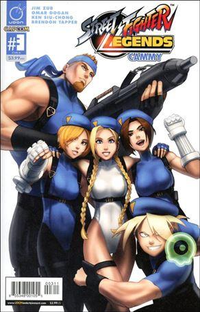 Street Fighter Legends: Cammy 3-A