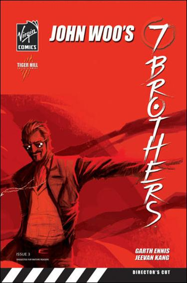 7 Brothers (2006) 3-A by Virgin Comics