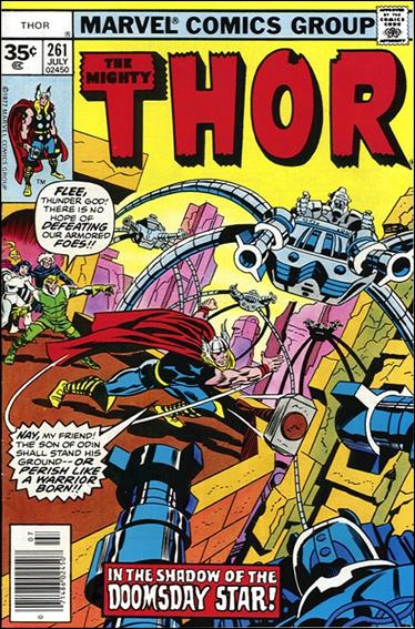 Thor (1966) 261-B by Marvel