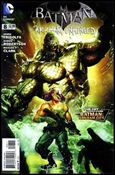 Batman: Arkham Unhinged 8-A