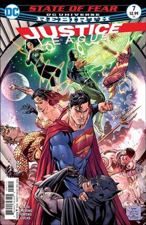 Justice League (2016) 7-A