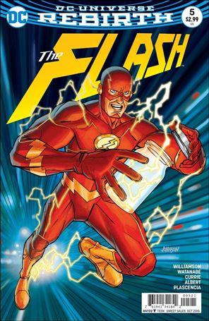 Flash (2016) 5-B