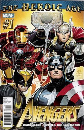 Avengers (2010) 1-M
