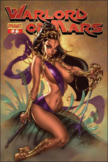 Warlord of Mars 2-A by Dynamite Entertainment