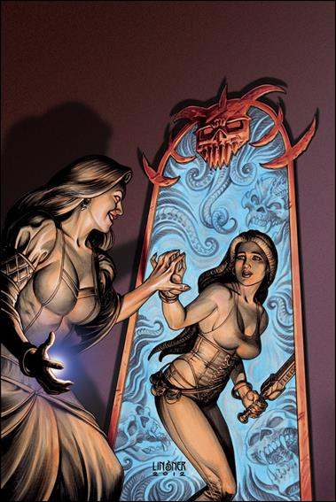 Damsels 8-B by Dynamite Entertainment