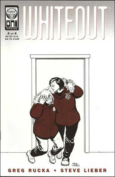Whiteout 4-A by Oni Press
