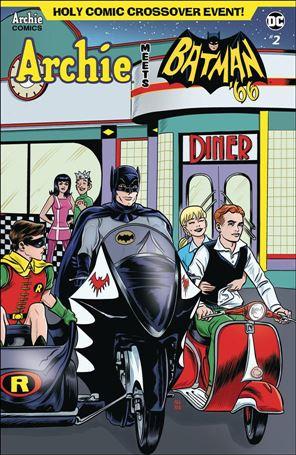 Archie Meets Batman '66 2-A