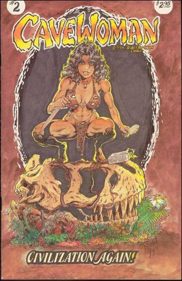 Cavewoman 2-A by Basement Studios