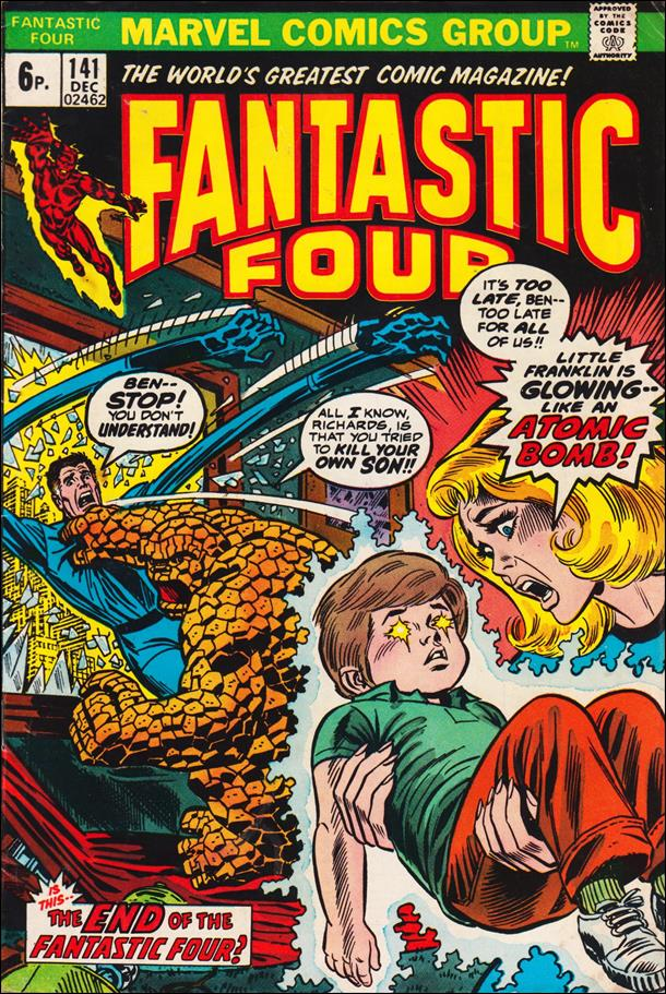 Fantastic Four (1961) 141-B by Marvel