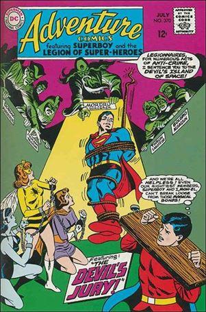 Adventure Comics (1938) 370-A