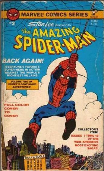 Amazing Spider-Man (1977) 2-A by Pocket Books
