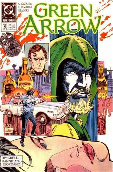 Green Arrow (1988) 20-A by DC