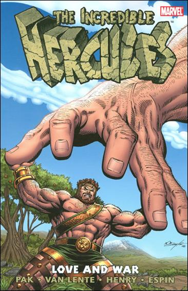 Incredible Hercules: Love and War nn-A by Marvel