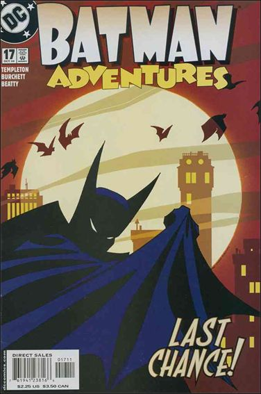 Batman Adventures (2003) 17-A by DC