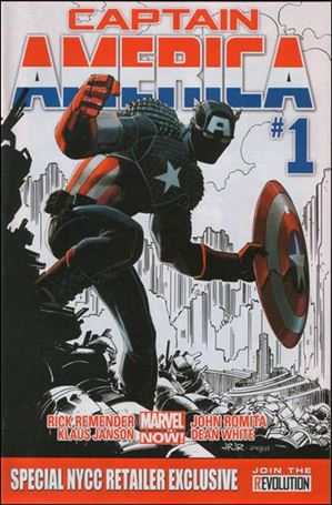 Captain America (2013) 1-J