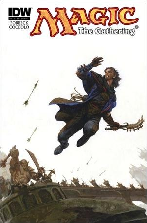 Magic The Gathering 1-C by IDW
