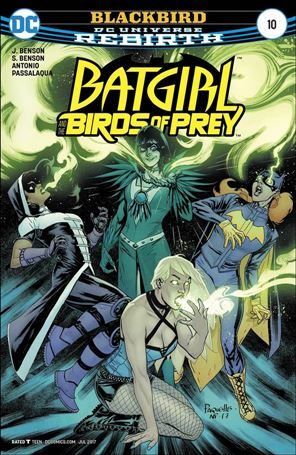 Batgirl & The Birds of Prey 10-A