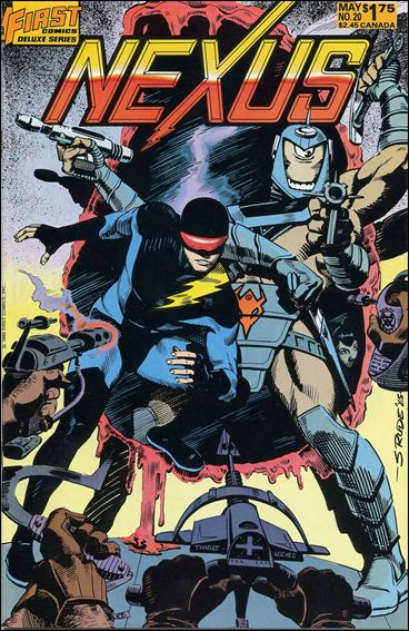 Nexus (1985) 20-A by First