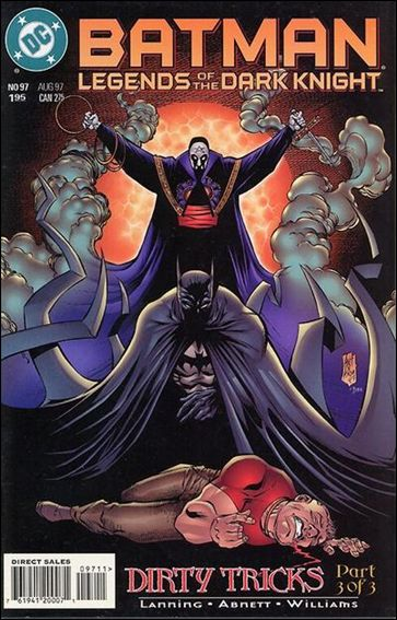 Batman: Legends of the Dark Knight 97-A by DC