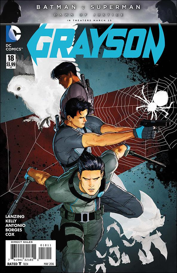 Grayson 18-A by DC