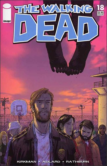 Walking Dead (2003) 18-A by Image