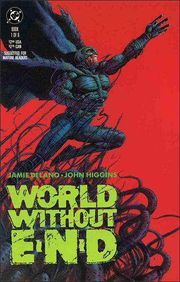 World Without End 1-A by DC